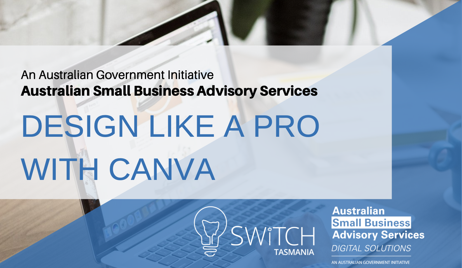 Design like a Pro with Canva I King Island