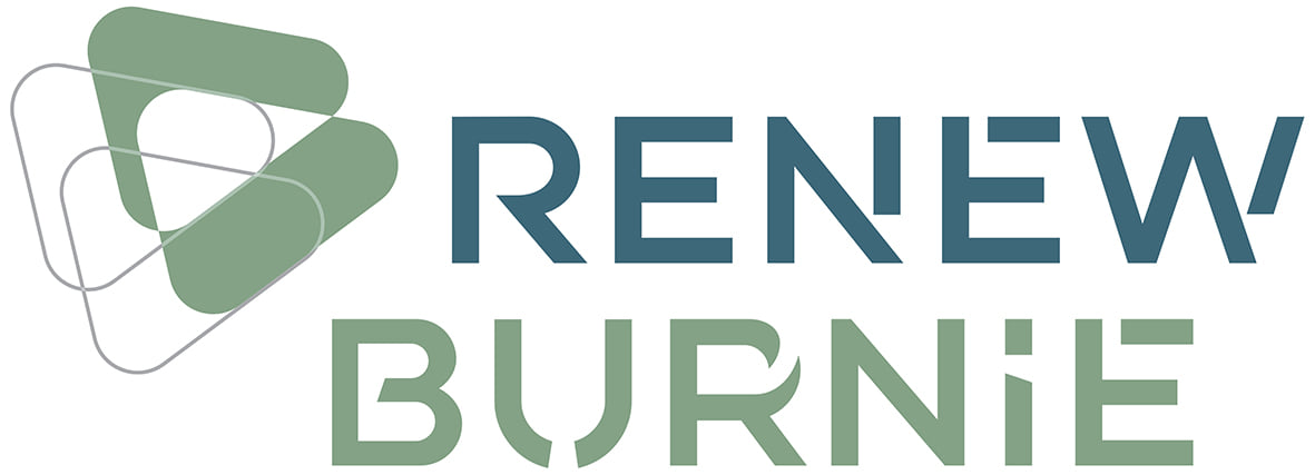Renew Burnie logo